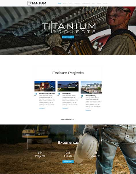 Titanium Projects